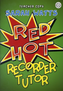 Image for Red Hot Recorder Tutor 1 - Teacher Copy