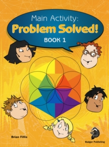 Image for Main Activity: Problem Solved! Pupil Book 1 for Year 7