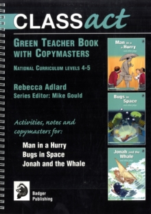 Image for Class Act Green Teacher Book with Copymasters