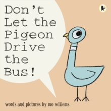 Image for Don't let the pigeon drive the bus!