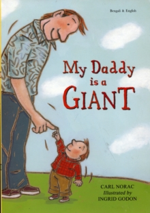Image for My daddy is a giant