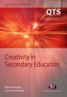 Image for Creativity in secondary education