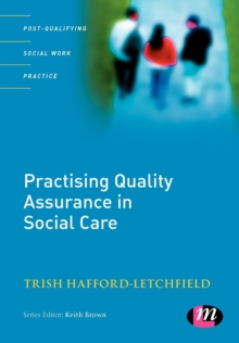 Image for Practising quality assurance in social care