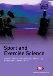 Image for Sport and exercise science
