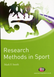 Image for Research methods in sport