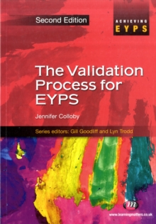 Image for The validation process for EYPS