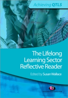 Image for The lifelong learning sector reflective reader
