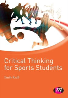 Image for Critical thinking for sports students