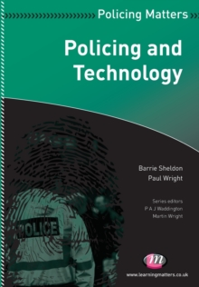 Image for Policing and technology