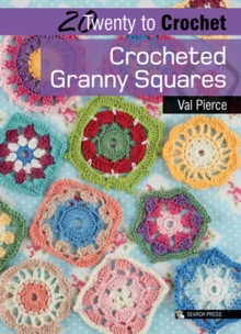 Image for Crocheted granny squares