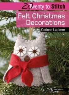 Image for Felt Christmas decorations