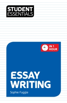 Essay writing - Fuggle, Sophie
