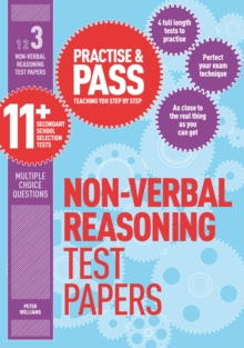 Image for Practise & pass 11+: Level 3