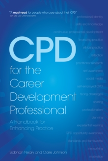 Image for CPD for the career development professional  : a handbook for enhancing practice