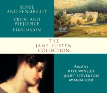Image for Jane Austen collection read by Juliet Stevenson, Kate Winslet and Sophie Thompson