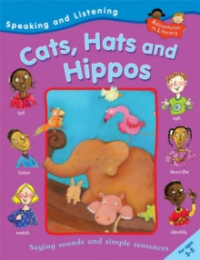 Image for Cats, hats and hippos