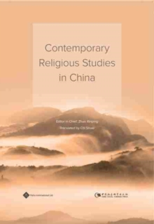 Image for Contemporary Religious Studies in China