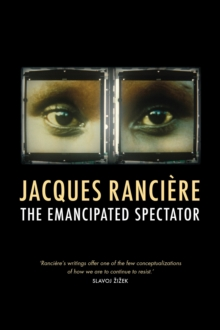 Image for The emancipated spectator