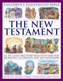 Image for The New Testament  : children's illustrated Bible