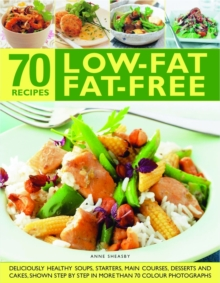 Image for 70 recipes  : low-fat, fat-free