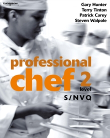 Image for Professional chef: Level 2 S/NVQ