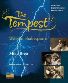 Image for AS/A-Level English Literature: The Tempest Teacher Resource Pack