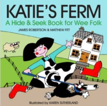 Image for Katie's ferm  : a hide & seek book for wee folk