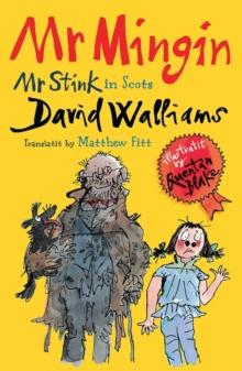 Mr Mingin - Walliams, David