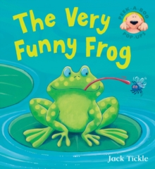 Image for The very funny frog