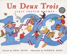 Image for Un, deux, trois  : first French rhymes