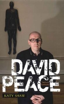 Image for David Peace  : texts & contexts