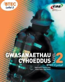 Image for BTEC Cyntaf Gwasanaethau Cyhoeddus Lefel 2
