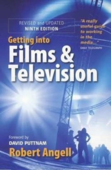 Image for Getting into films & television