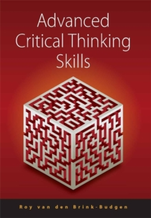 Image for Advanced critical thinking skills