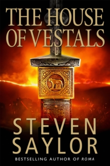 Image for The house of the vestals  : mysteries of ancient Rome