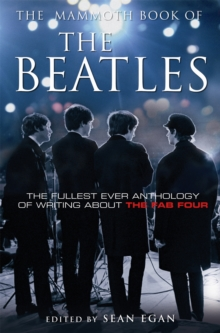 Image for The mammoth book of the Beatles