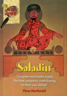 Image for Saladin  : 'European merchants supply the best weaponry, contributing to their own defeat'