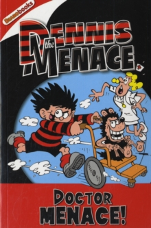 Image for Doctor Menace!