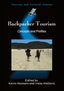 Image for Backpacker tourism  : concepts and profiles