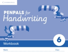 Image for Penpals for Handwriting Year 6 Workbook (Pack of 10)