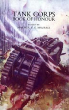 Image for Tank Corps Book of Honour