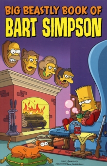 Image for Big beastly book of Bart Simpson