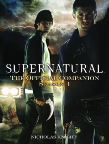 Image for Supernatural  : the official companion, season 1