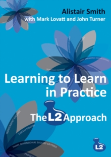 Image for The L2 approach  : Learning to Learn in practice