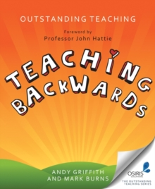 Teaching backwards - Griffith, Andy
