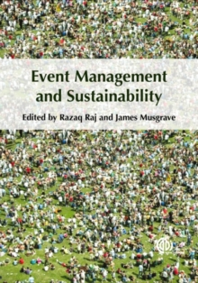 Image for Event management and sustainability