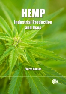 Image for Hemp  : industrial production and uses