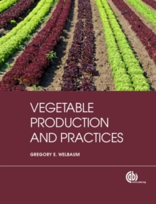 Image for Vegetable production and practices