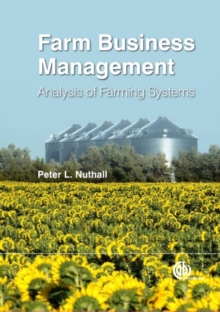 Image for Farm Business Management - 3 volume set