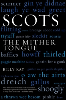 Image for Scots  : the mither tongue
